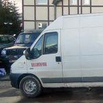 Kombi prevoz van Beograda